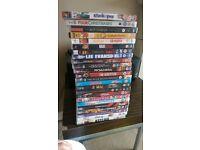 job lot dvds 24 in total
