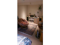 Lovely double room with ensuite bathroom in shared house in Meanwood, Leeds