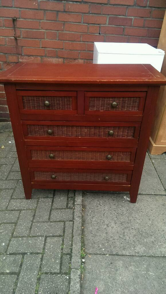 Set of drawers free delivery