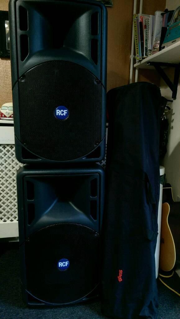 RCF art 312 active speakers | in Swindon, Wiltshire | Gumtree