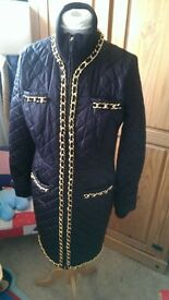Genuine Stunnily beautiful Moschino Coat Size 10