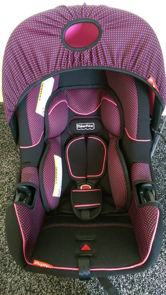 Fisher Price Safe Voyage Deluxe Infant Car Seat Never Used | in ...