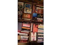 Fiction Books - 4 Boxes