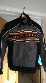 Harley Davidson jacket ,Large,