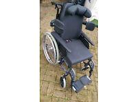 Invacare 3 Wheelchair