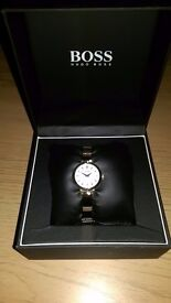 BRAND NEW Hugo Boss Slim Ladies Watch 1502368
