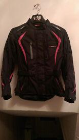 Ladies Oxford Dakota Waterproof Jacket.