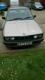 For Sale is this lovely BMW E30