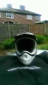 Full face helmet DH BMX ENDURO