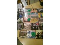 Oasis Blur JJ72 Travis Muse Crashland Ooberman Mansun Britpop Indie CD singles Collection over 100