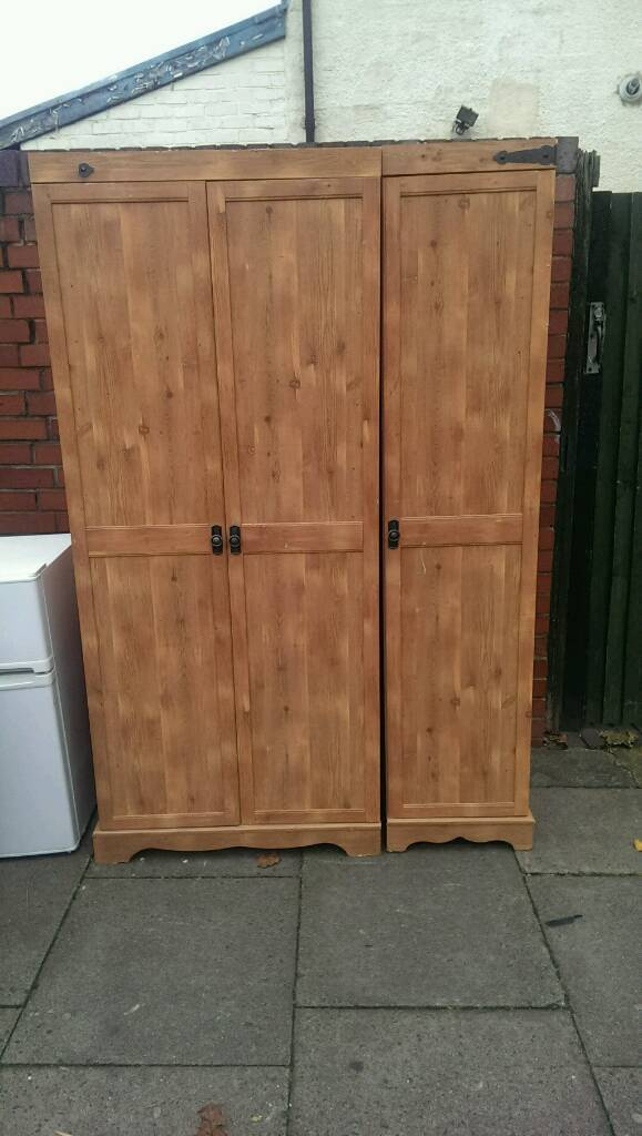 Wardrobes set free delivery