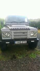 FOR SALE OR SWAP Land Rover defender 90