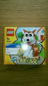 Lego 40235 2018 Chinese New year of the dog brand new in sealed box