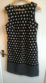 Laura Ashley shift dress
