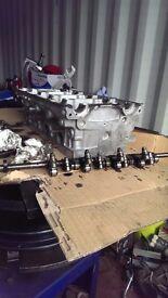 VW passat 2.0l TDI BKP cylinder head