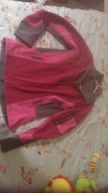 Size 14 ladies running/hiking jacket by MountainLife