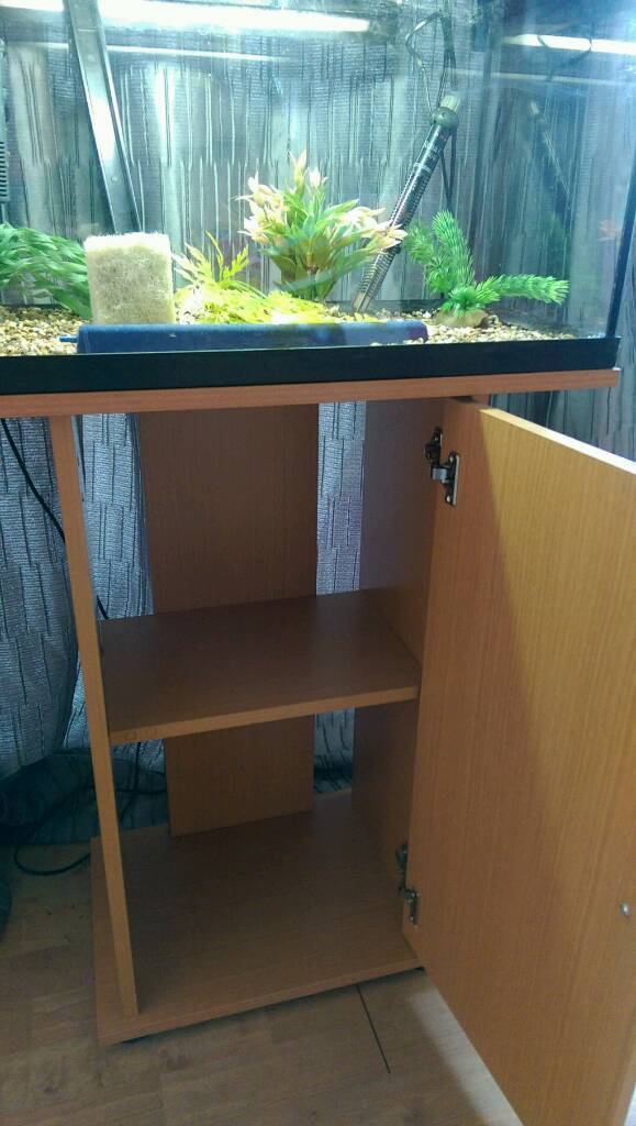Tropical Fish tank/ Stand