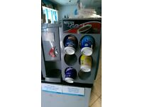 Nescafe hot drinks machine £50