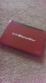 Aspire one laptop