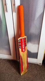 BRAND NEW Cricket Bat for Sale - £160 - Grade 1 English Willow - Knocked in and READY TO PLAY