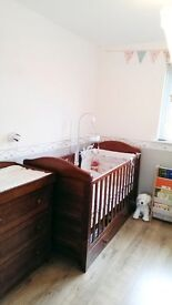 Complete Nursery Room Set. Furniture, beddding, accessories and more.