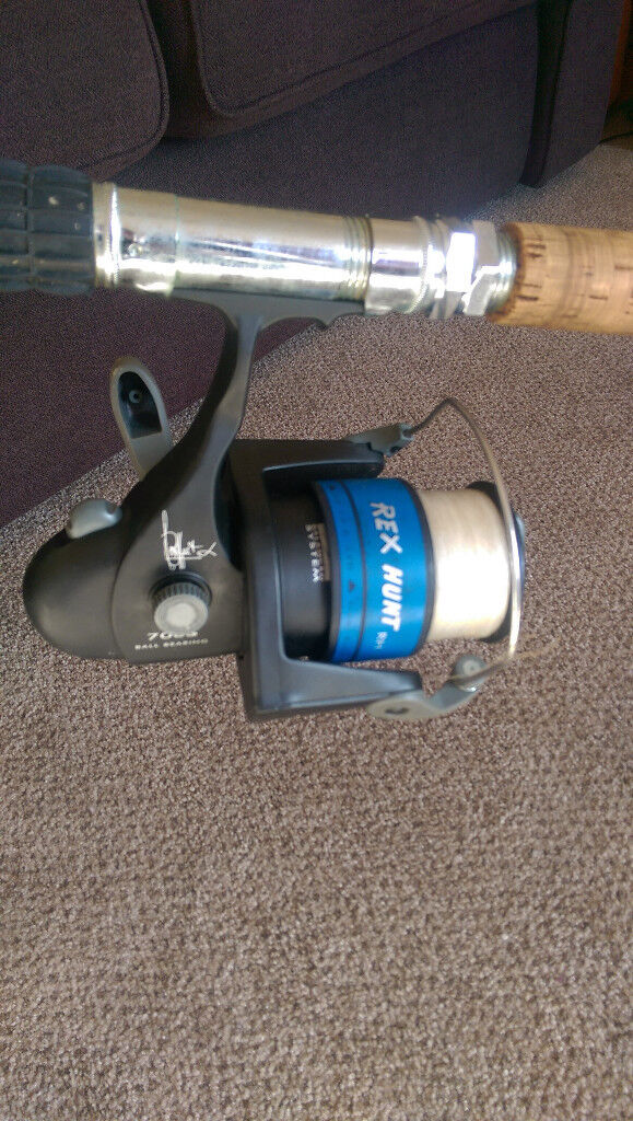 Rod & Reel (will sell seperately)