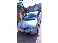 2005 HONDA JAZZ ONLY 1 PREVIOUS OWNER