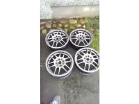 "Alloys - 15"" 4x100 7J OZ from Clio"