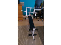 Lever Weight training Bench New