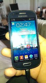 Samsung galaxy s3 mini hd screen, hd camera only £25