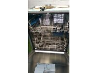 New, unused built-in Indesit dishwasher for sale