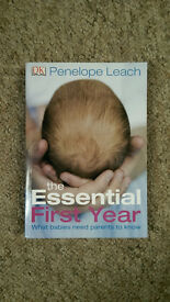 The Essential First Year parenting book