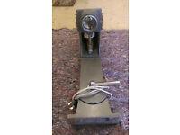 Reclaimed Vintage Retro Art Deco Style Light Engineering Light Industrial Light