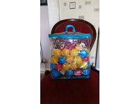 Bag of Multi-Coloured Play Balls.