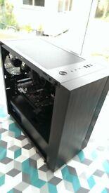 Gaming PC Ryzen 3 3100 8 thread GTX 1060 6Gb 16gb RAM 1Tb NVME SSD 1080p 1440p Warzone fortnite