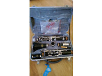 Simba CLARINET in case * As new condition *
