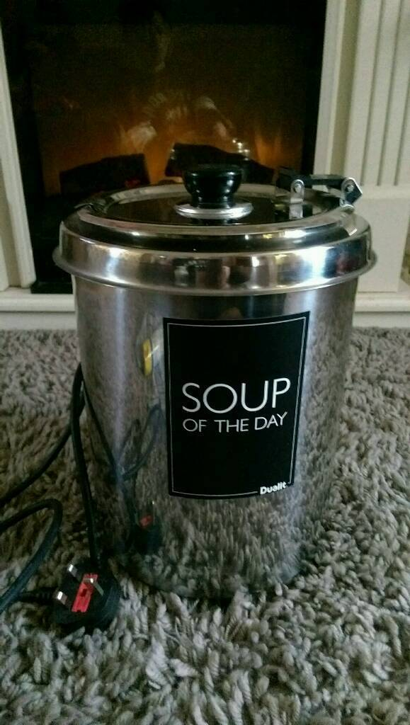 Duality soup kettle , great condition