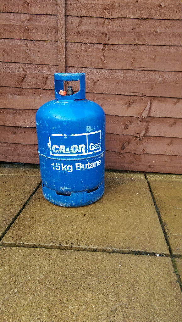 EMPTY 15KG CALOR GAS BOTTLE | in Motherwell, North ...