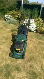 Atco Admiral 16s lawn mower