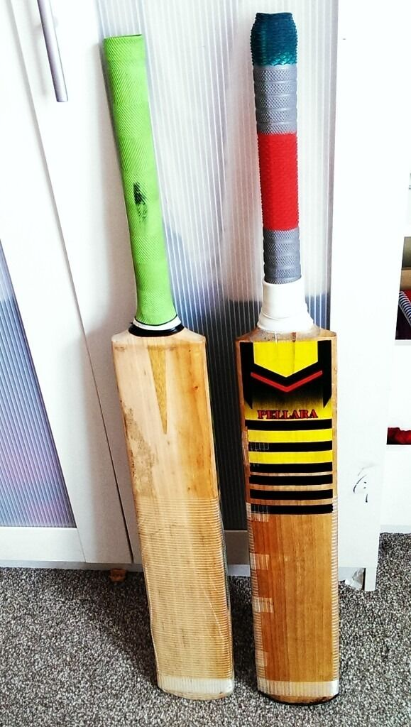 2 Cricket Bats for Sale - Adult Sizes - CA & IHSAN. Birmingham ...