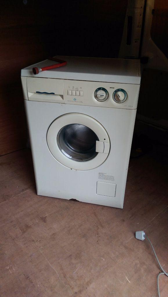 Washing Machine 163 15 In Nottingham City Centre