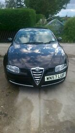 Alfa Romeo GT 1.9 JTD, Black, Diesel, Coupe, 2007 open to offers
