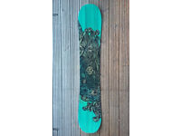 Snowboard - Jones Mountain Twin 158w