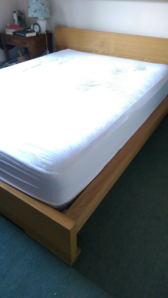 Ikea Malm Bed Frame Euro King Size For Mattress Width Up
