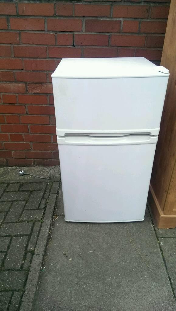 Fridge freezer free delivery