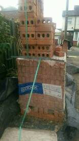Bricks for Sale over 650 Ibstock bricks