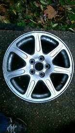 "Jaguar X Type 16"" alloy"