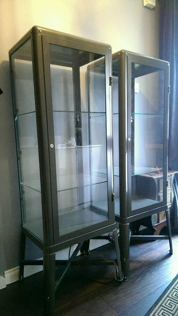 Ikea Fabrikör Glass Door Cabinet | in Ravenhill, Belfast ...
