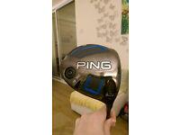 PING G SF TEC 10 Degree Stiff Driver
