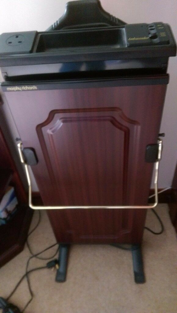 Morphy Richards Trouser Press, never used. Great xmas gift